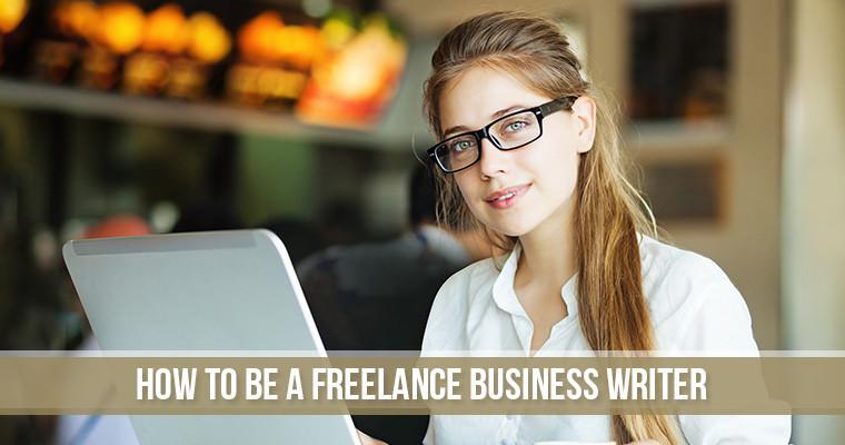 Freelance Business Writer