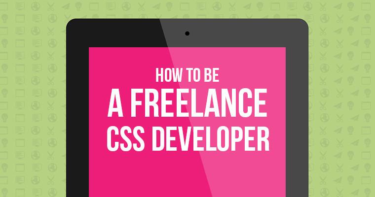 Freelance CSS Developer