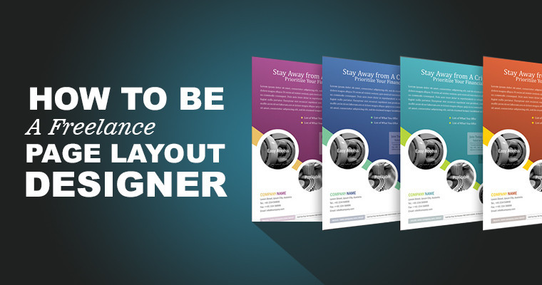Freelance Page Layout Designer