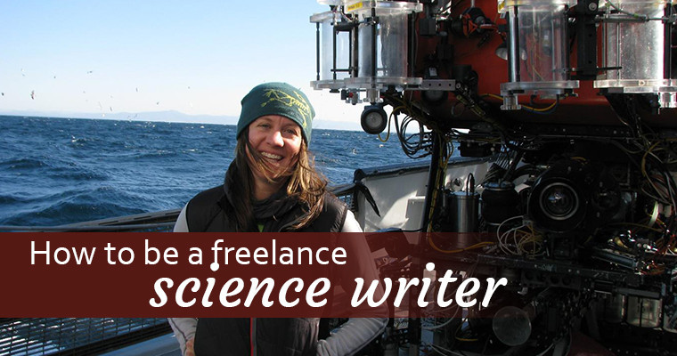 Freelance Science Writer