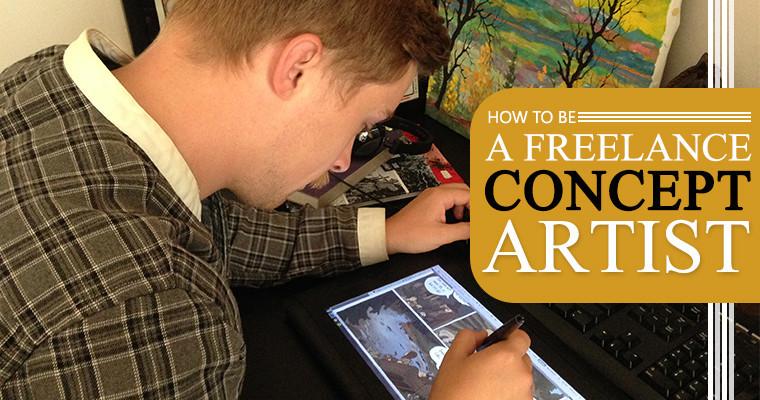 Freelance Concept Artist