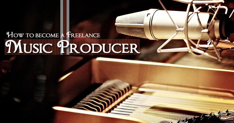 job duties for freelance music producer