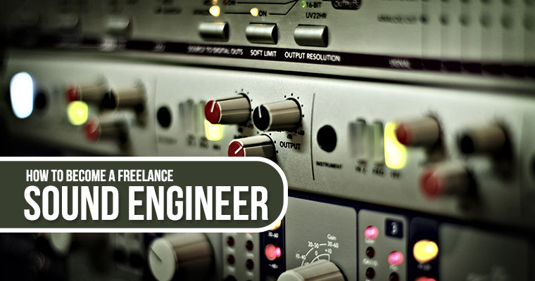 freelance Sound Engineer