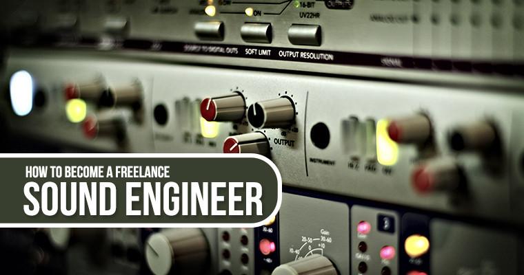 freelance Sound Engineer