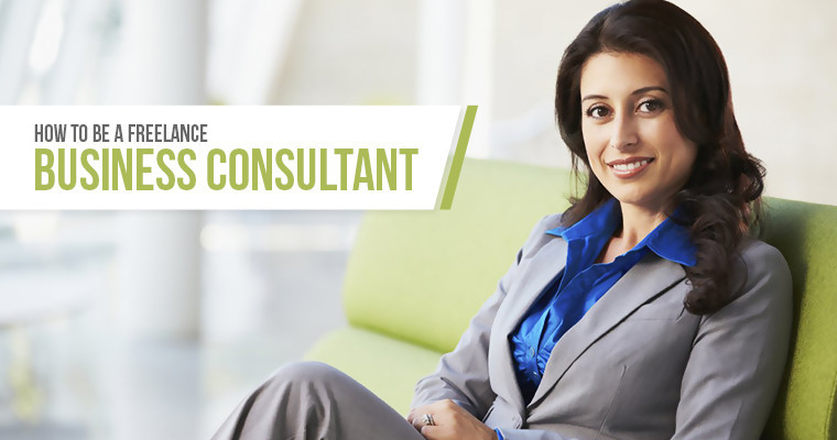 freelance business consultant