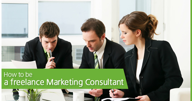 freelance marketing consultant