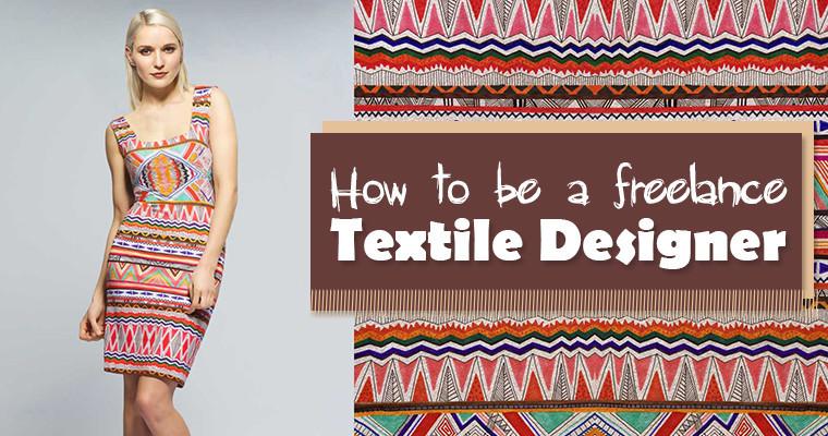 freelance textile Designer