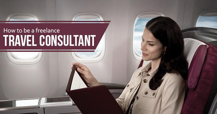 freelance travel consultant