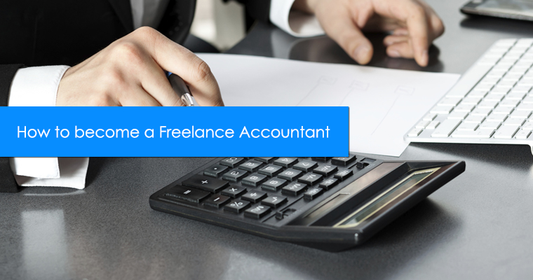 how to become a freelance accountant