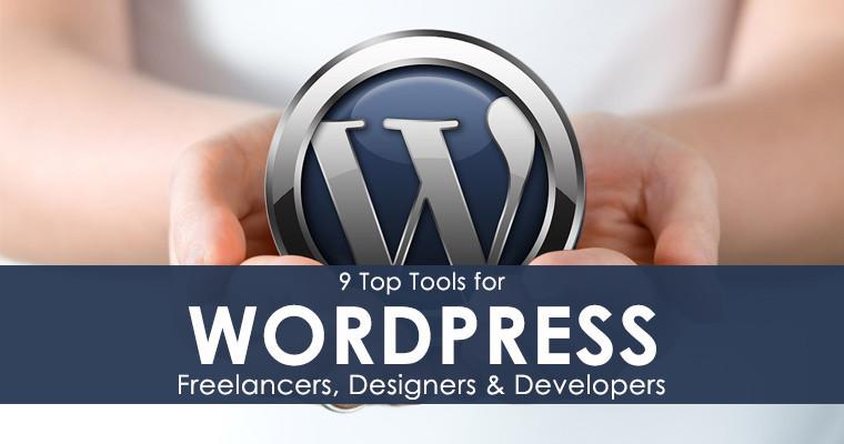 tools wordpress designers