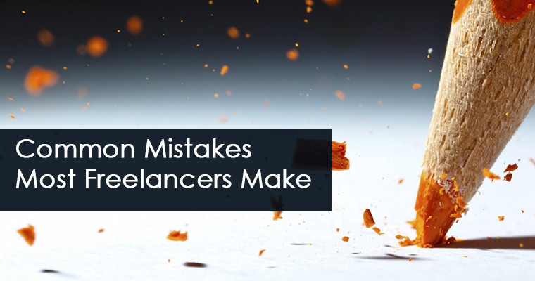 common mistakes most freelancers make