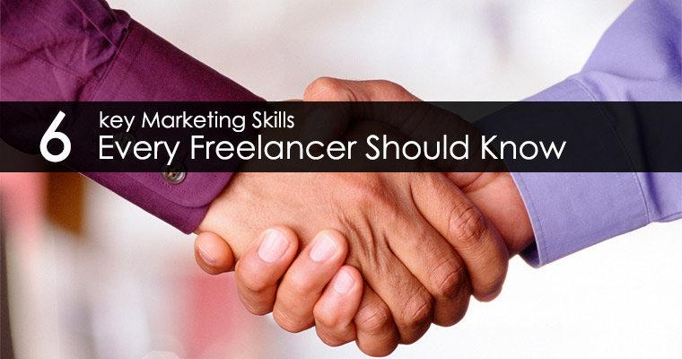 key marketing skills every freelancer should know