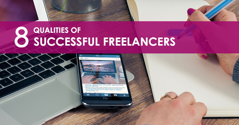 qualities of successful freelancers