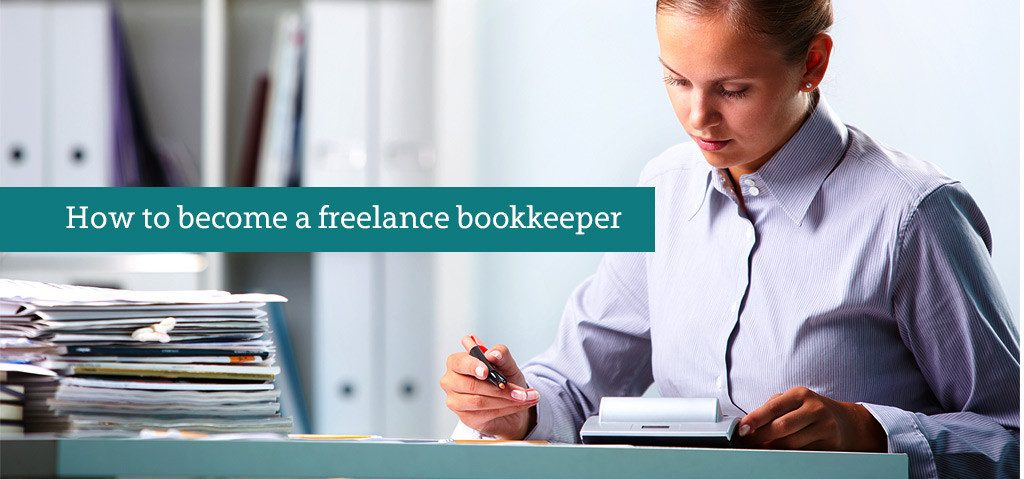 how to become a freelance bookkeeper