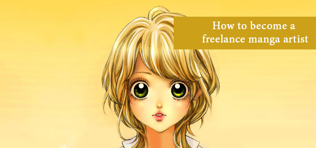 How to become a freelance manga artist