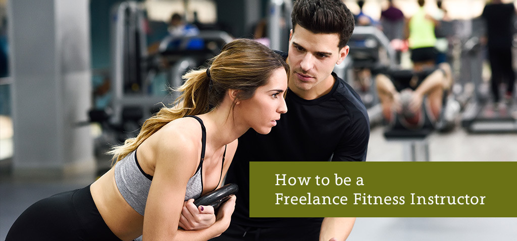 How to be a Freelance Fitness Instructor