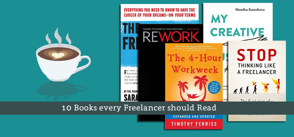 10 Books every Freelancer should Read