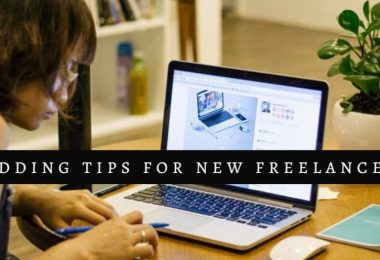 Bidding Tips for New Freelancers