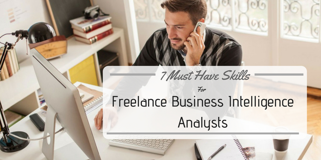 Freelance Business Intelligence Analysts