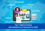 Highest Paying SAP Modules