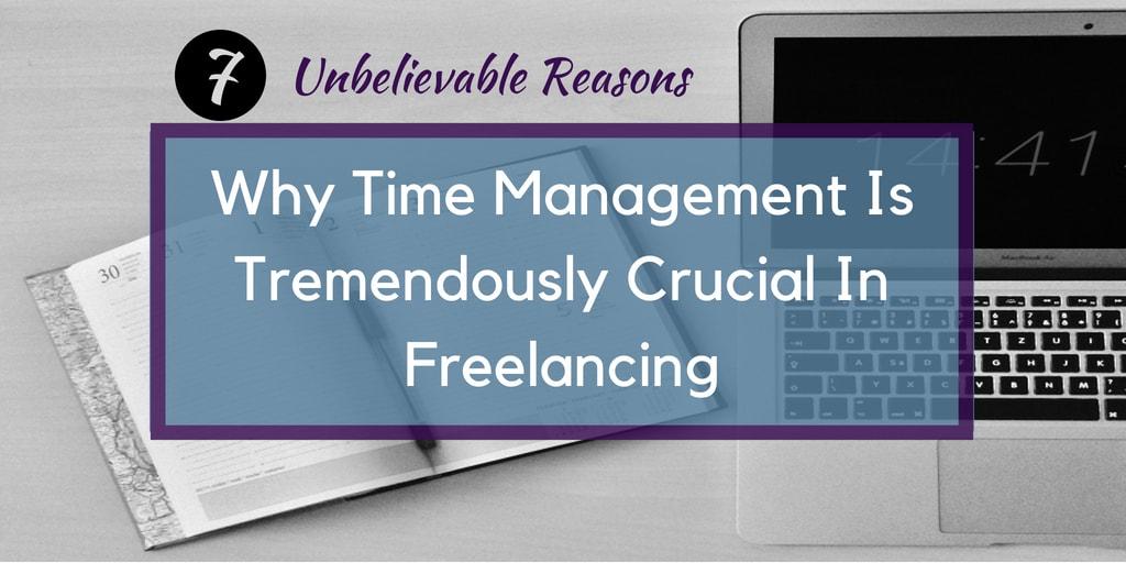 Time Management freelancers