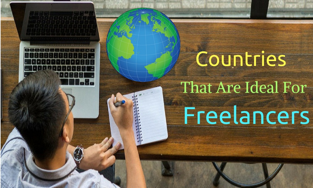 countries that Are ideal for freelancerss
