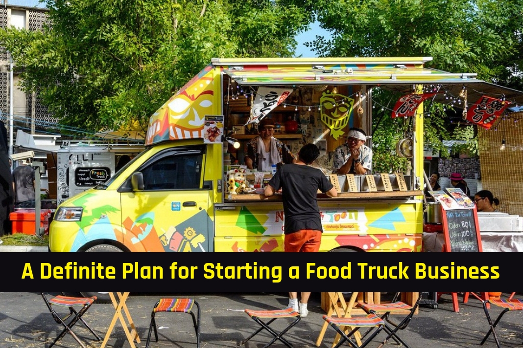 food truck business plan