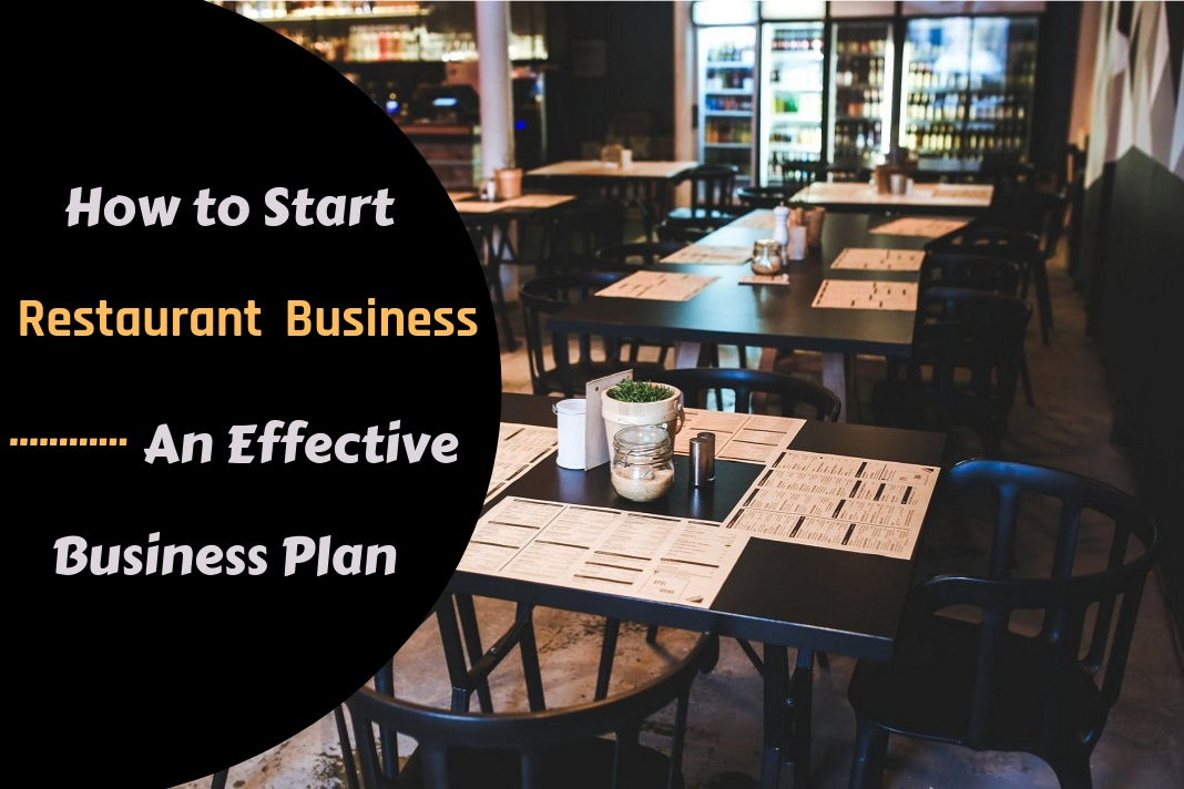 how to start a restaurant business