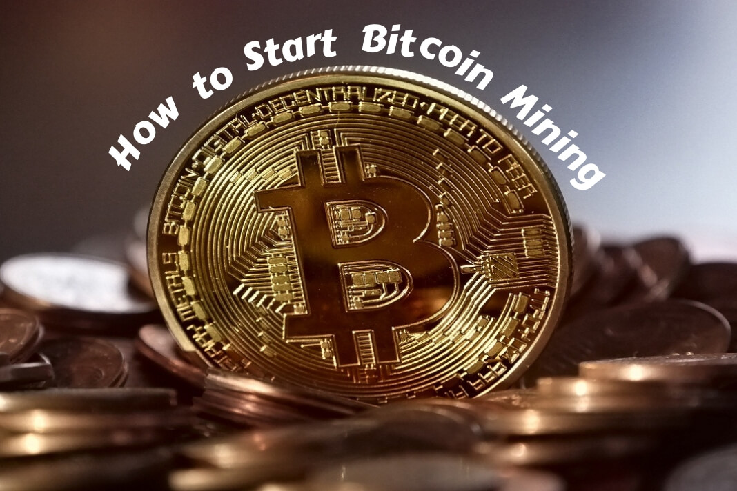 how to start bitcoin mining