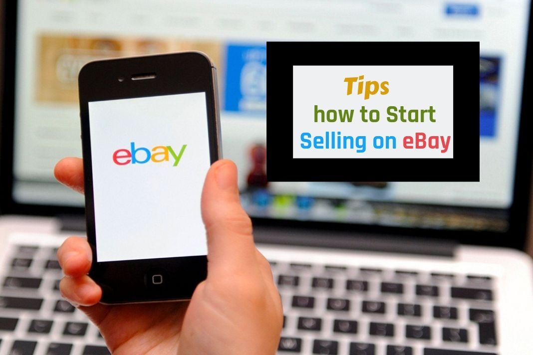 how to start selling on eBay