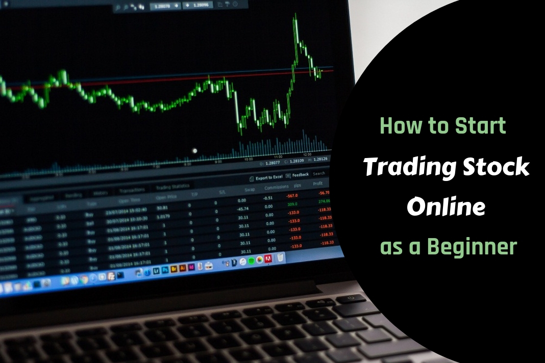 how to start trading stock online