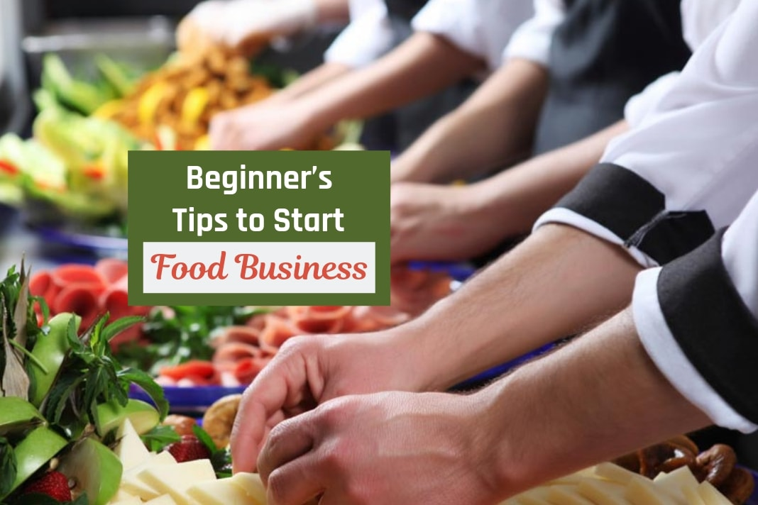 tips to start a food business
