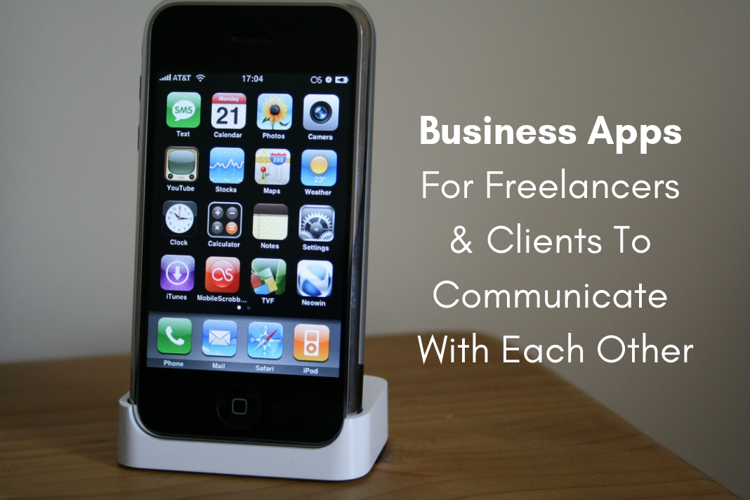 business apps for freelancers and clients