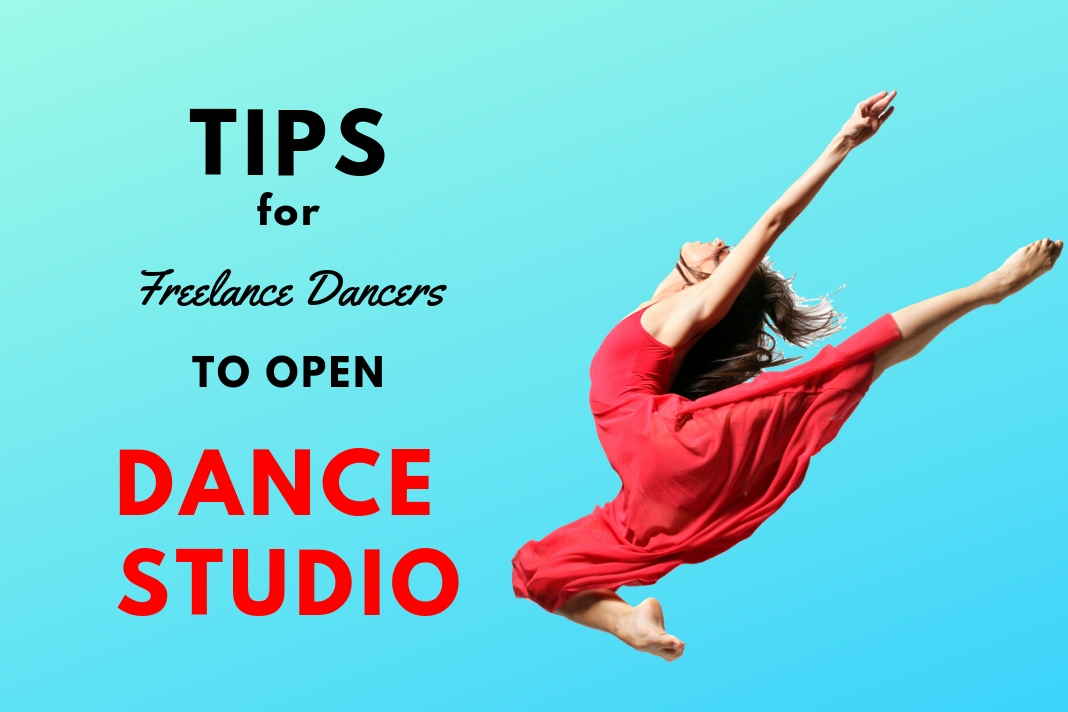 freelance dancer