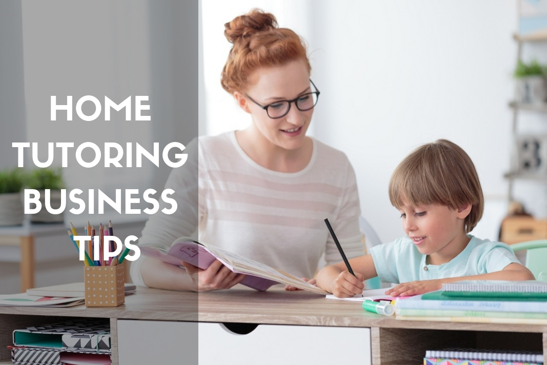 home tutoring business tips
