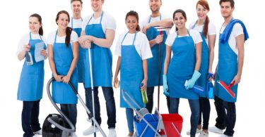 start cleaning company
