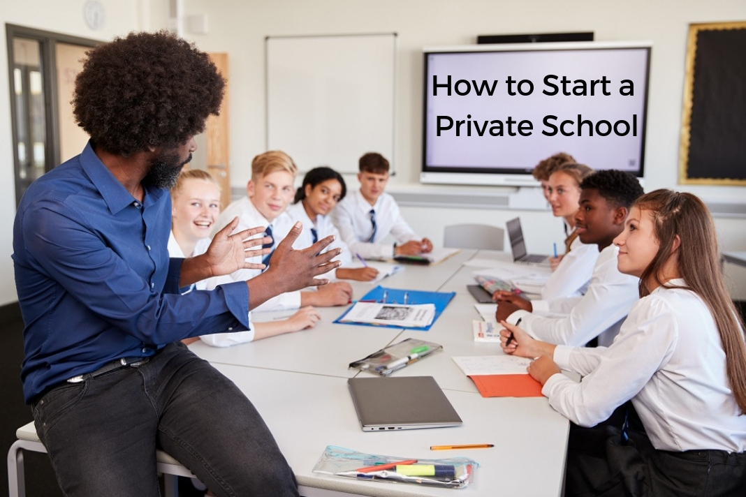 starting private school