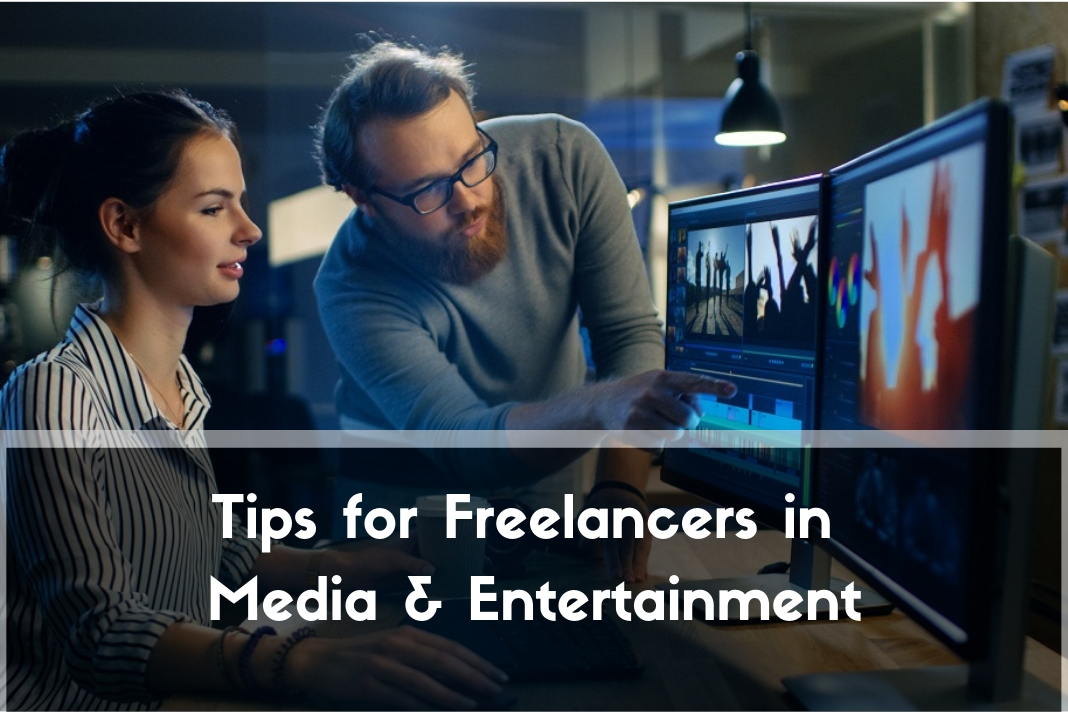 Freelancers in Media & Entertainment