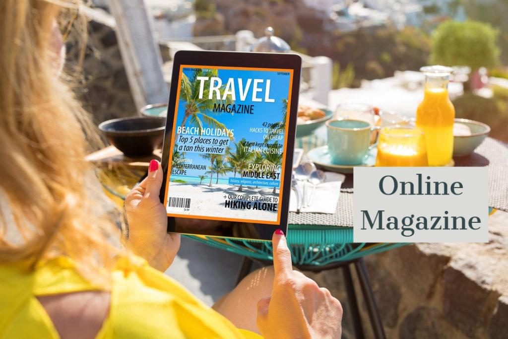 online magzine