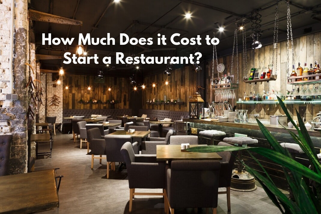 Cost to Start a Restaurant business startup