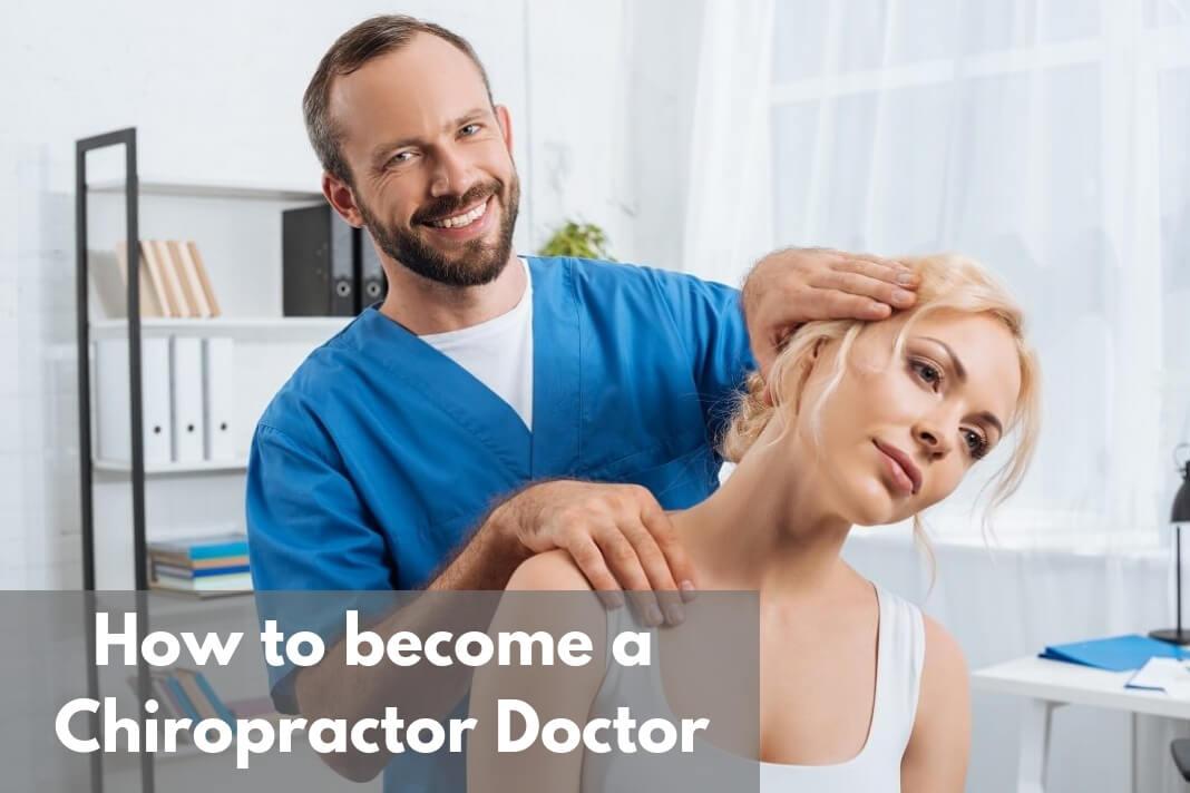 Chiropractor Doctor-