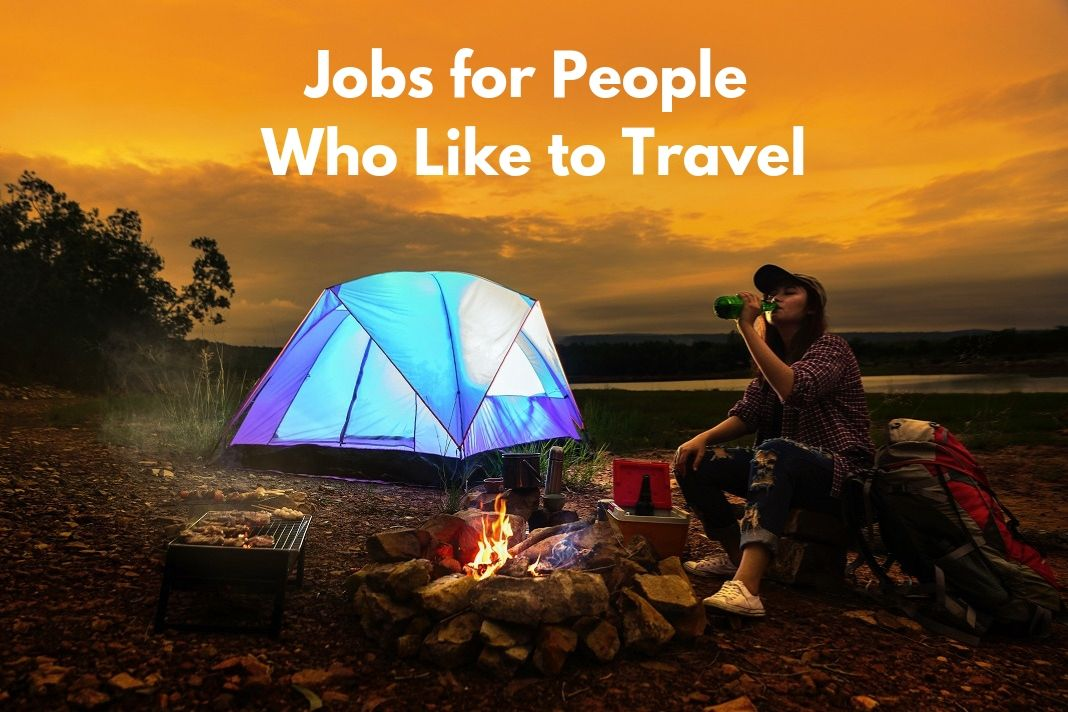 Jobs for People Who Like to Travel