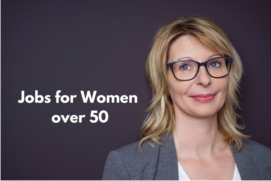Jobs for Women over 50