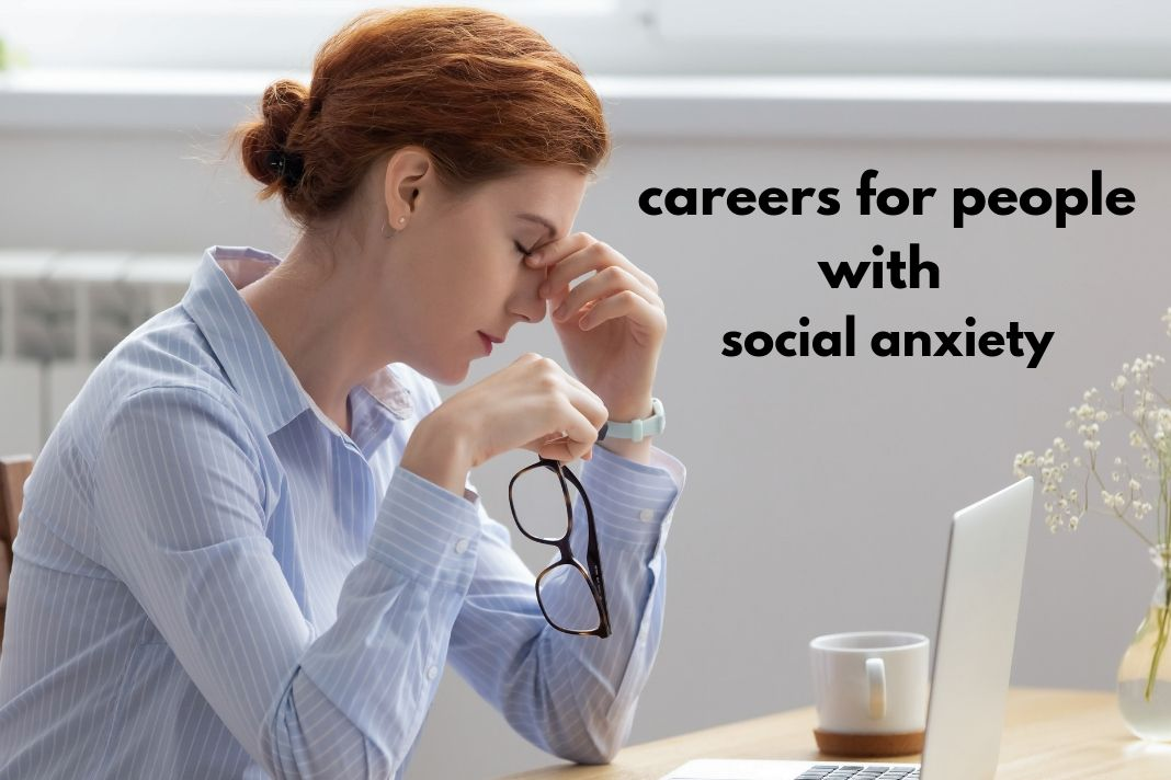 careers for people with social anxiety