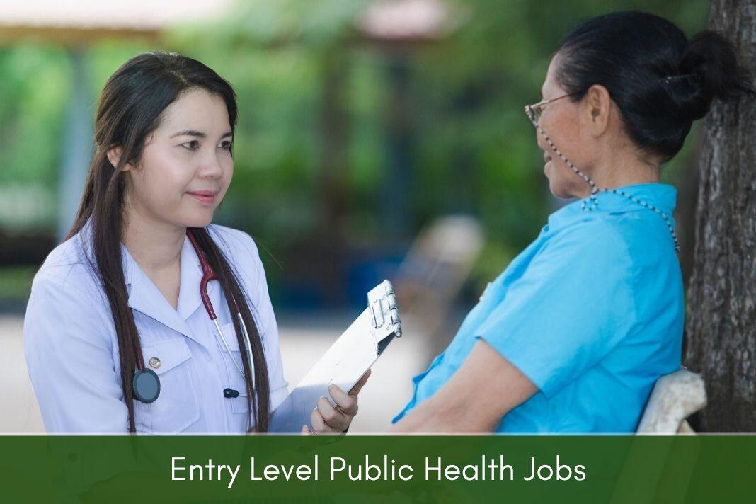 Entry Level Public Health Jobs