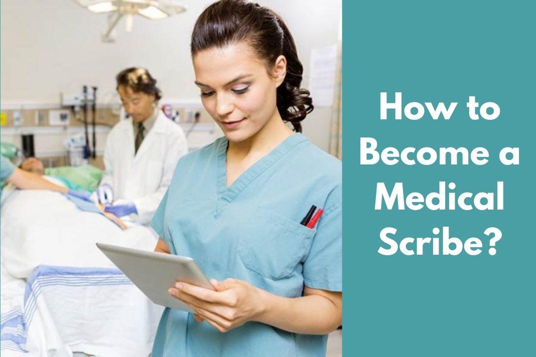 medical scribe