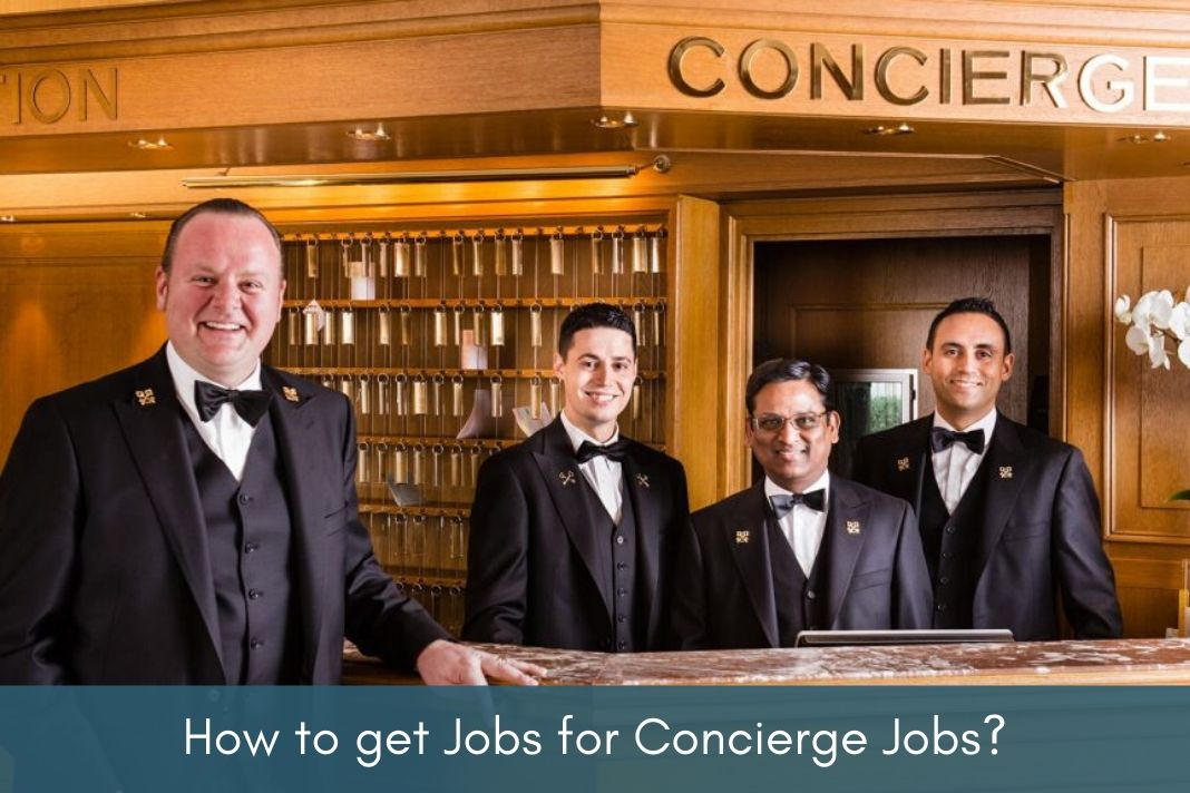 A Great Guide on Concierge Jobs