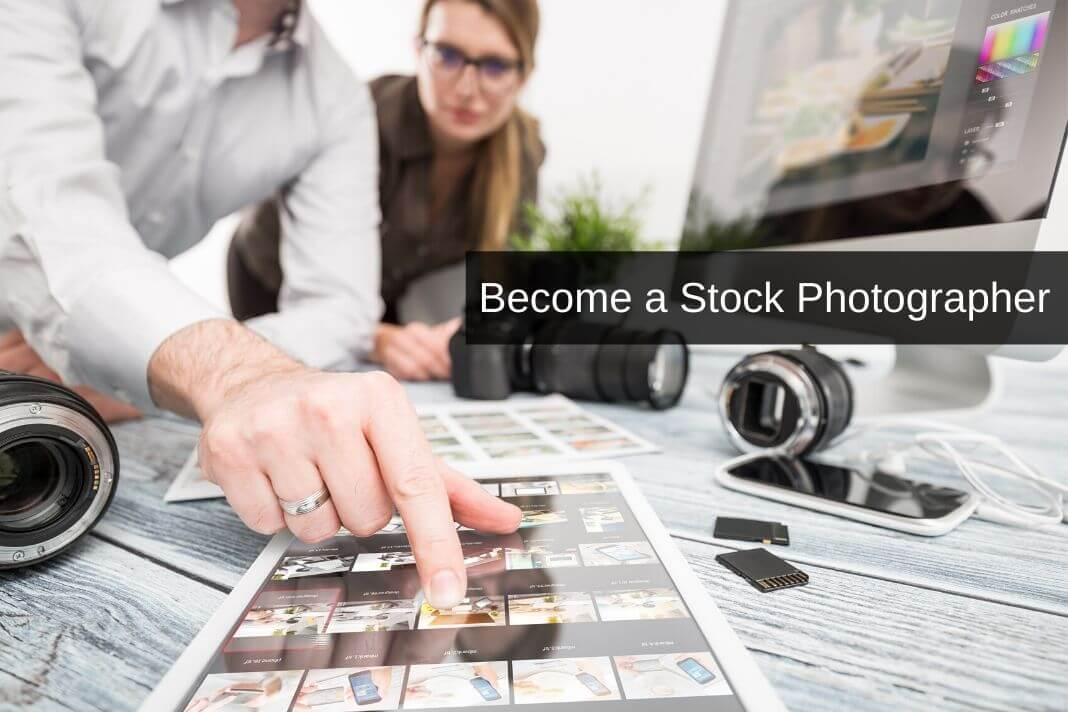 Become a Stock Photographer