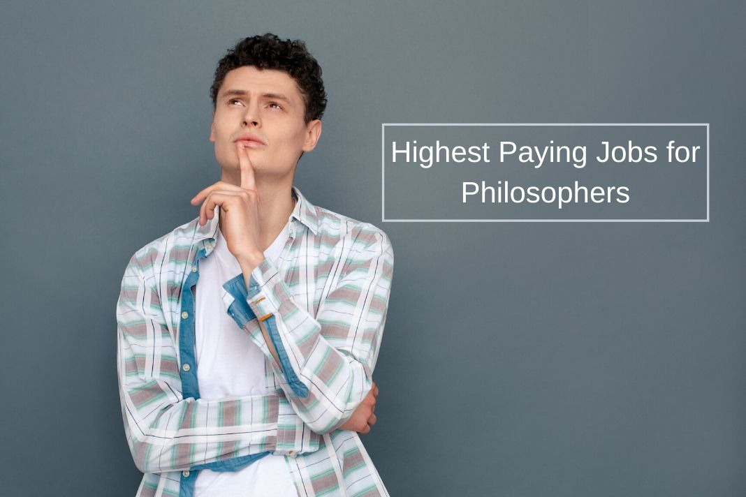 Highest Paying Jobs for Philosophers