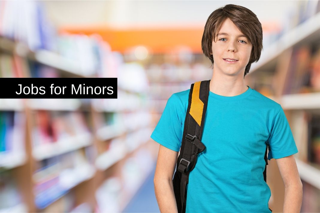 Jobs for Minors